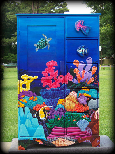 Reef Armoire