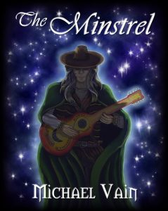 cover for 'The Minstrel'