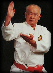 Hanshi Shugoro Nakazato
