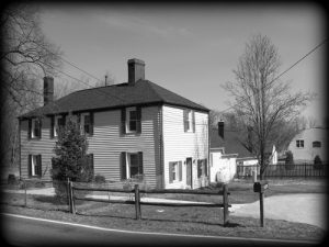 Author's home, Elkridge