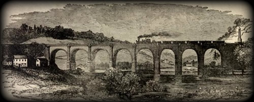 Thomas Viaduct illustration