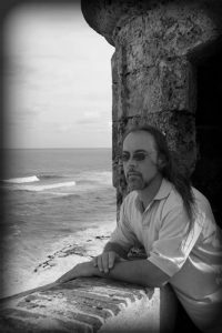 author photo, Puerto Rico